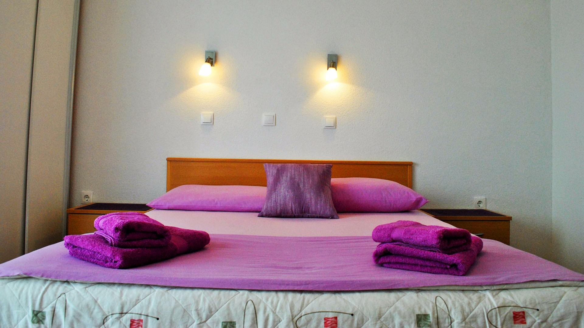 Apartment A5 bedroom