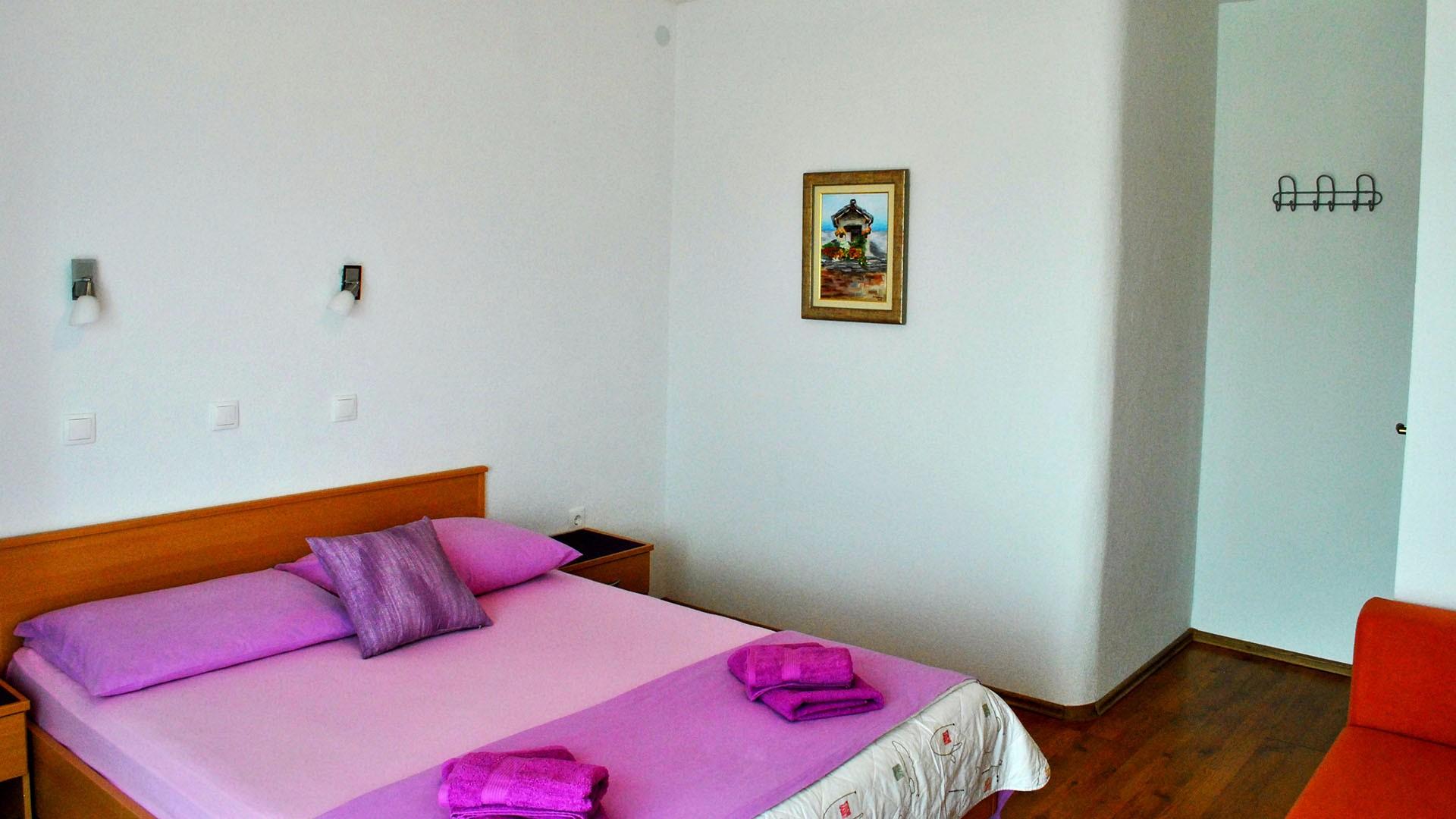 ApartmentA5 bedroom2