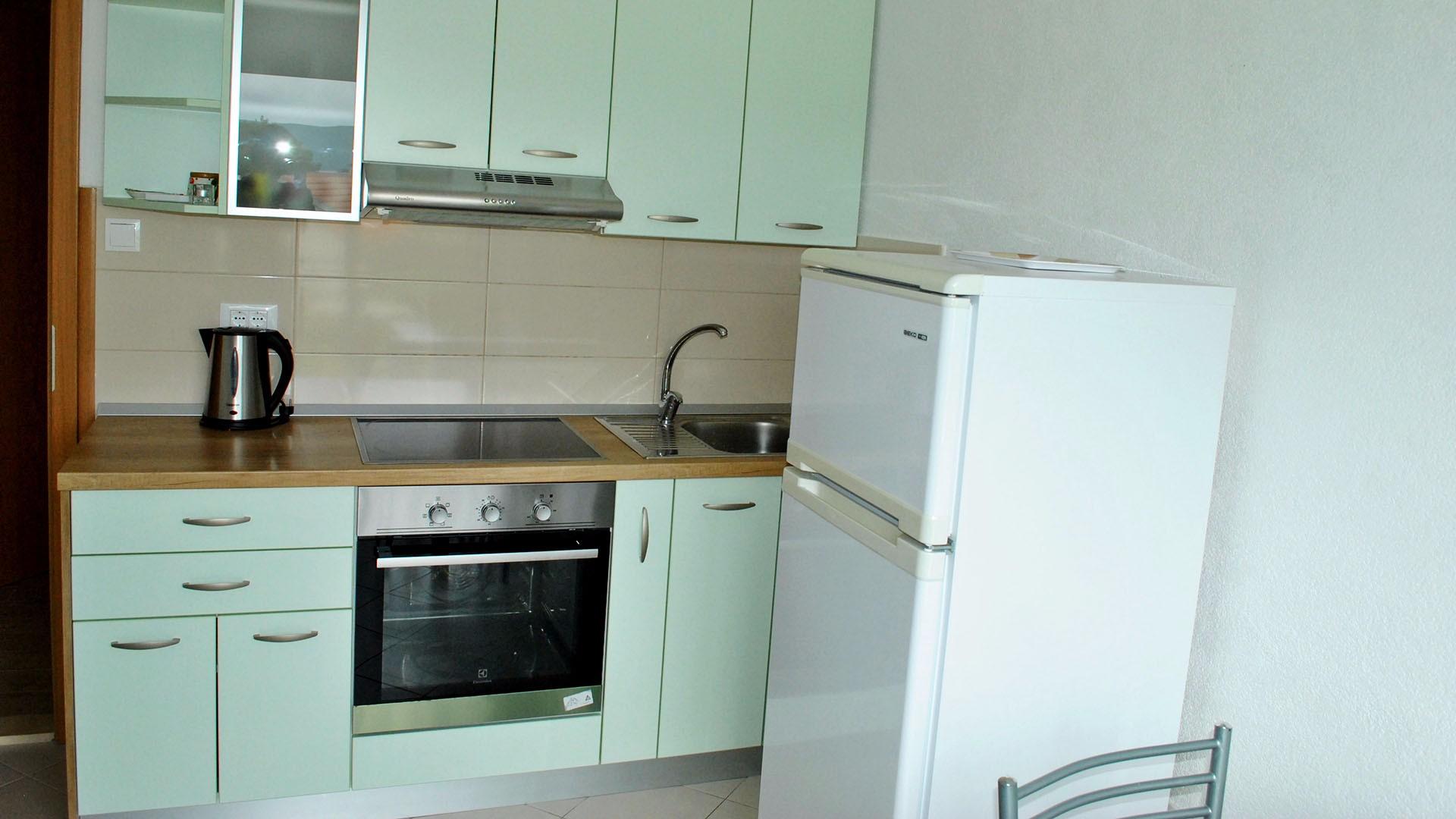 ApartmentA5 kitchen