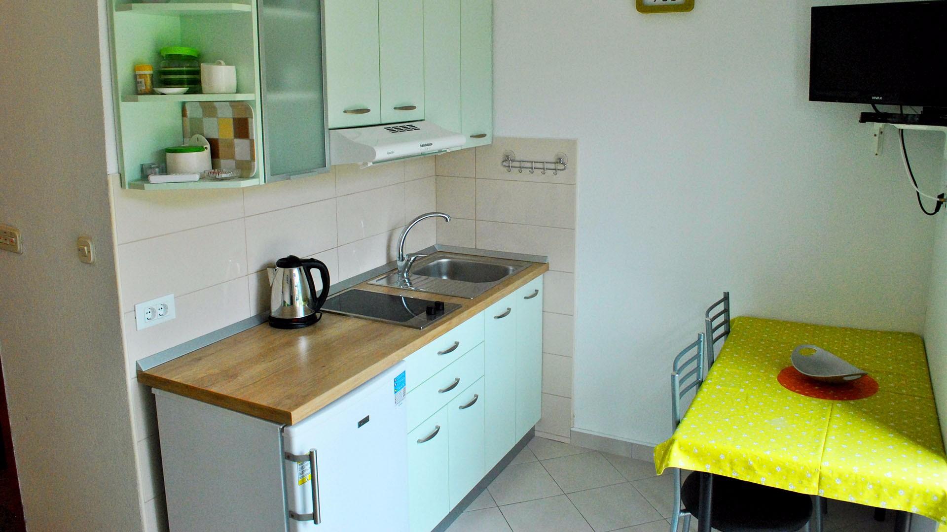 ApartmentA6 kitchen